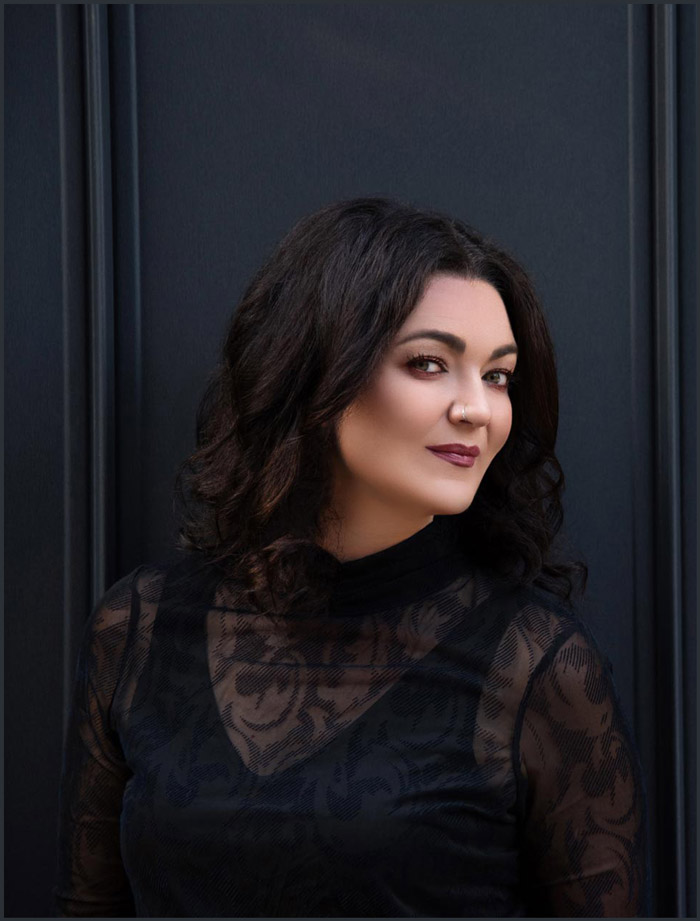 Canadian Vocalist Deanne Matley